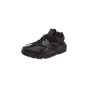 Nike WMNS Air Huarache Run, Chaussures de Sport Femme, Noir Black 012, 44.5 EU