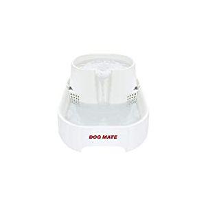 Pet Mate Abreuvoir Dogmate 6000ml, Blanc pour Chien