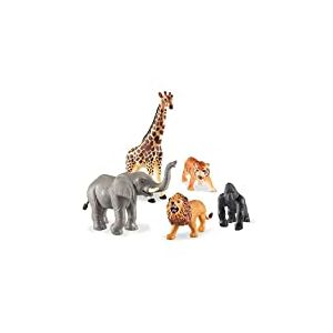 Learning Resources Animaux De La Jungle Géants De -