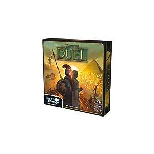 Asmodee 7 Wonders:Duel (SEV07ML) en Espagnol