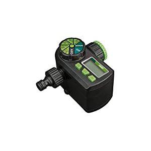 Draper 36750Minuteur électronique Valve Eau–Noir