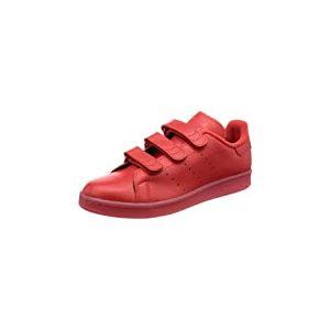 adidas Stan Smith CF, Chaussure de Basketball Mixte, Rouge, 45 1/3 EU