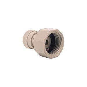 John Guest BSP 3/10,2cm X 1/10,2cm Push Fit adaptateur de robinet