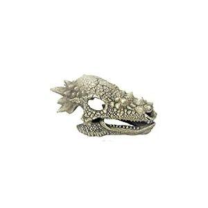 Amtra Wave Crâne Dragon Objet d'Ornement pour Aquariophilie