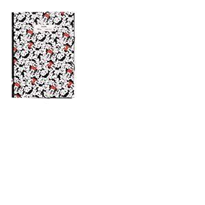 Erik® - Chemise cartonnée à élastique 3 rabats Disney Minnie - Rigide - 24 x 34 cm