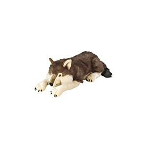 Wild Republic - 82332 - Peluche - Floppies - Loup - 76 cm