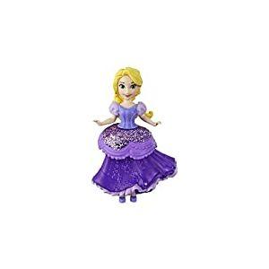 Disney Princesses - Poupee Princesse Disney Mini Poupee Royal Clips Raiponce - 8 cm
