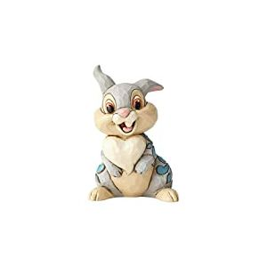Disney Traditions Thumper Mini Figurine, résine, Multicolore, 60 x 50 x 80 cm
