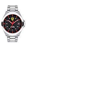 Scuderia Ferrari Mixte Analogique Quartz Montres bracelet avec bracelet en Acier Inoxydable - 830507