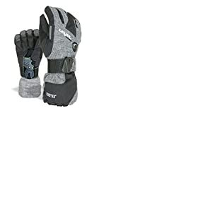 Level Half Pipe Gore-tex Gants de snowboard Homme, Anthracite, FR : M-L (Taille Fabricant : 8,5)