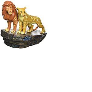 Disney Traditions 4040432 Figurine le Roi Lion Simba et Nala 15,5 cm