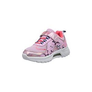 Kappa Snaty Kids, Sneakers Basses Fille, Rouge (Rose 2121), 25 EU