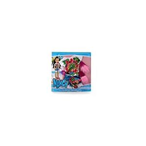 Nancy- Luxe Tropic, Ensemble de vêtements d'été pour 14 Pouces poupée, recommandé pour Les Enfants à partir de 3 Ans (Famosa 700016431)