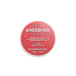 SNAZAROO 75ML POT ROUGE VIF
