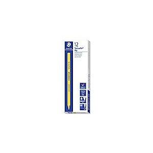 Staedtler Textsurfer Crayon surligneur à sec Triangulaire/Gros module Jaune Fluo