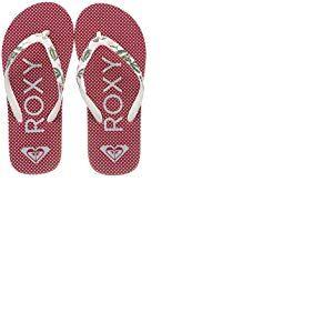Roxy RG Pebbles VI, Chaussures de Plage & Piscine Fille, Rose (Raspberry Ras), 32 EU