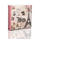 """Arpan Slip in Memo Joyeux souvenirs 200 contient 6x4""""/ 15x10cm Album photo Tour Effiel"""