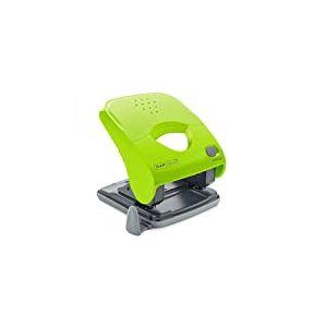 Rapesco X5-40ps Perforatrice 2 Trous 40 Feuilles - Effort Minimal - Vert