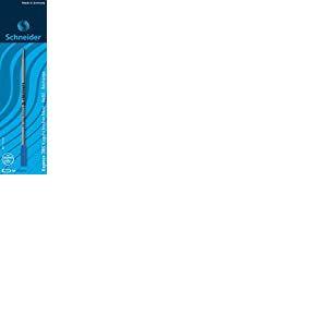 Schneider Recharge pour stylo à bille à pointe moyenne Bleu Express 785