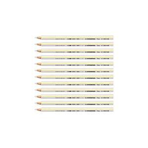 Stabilo Trio DickÂ–Épaisseur triangulaire Crayons de couleurÂ–Lot de 12