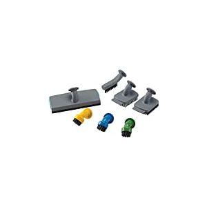 Black + Decker Lot d'accessoires complet pour nettoyeur vapeur