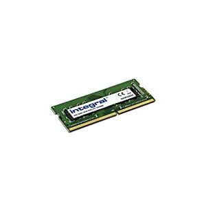 Integral DDR4 16 Go 2400Mhz SODIMM PC4-19200 1.2V 1Gx8 CL17 Kit Mémoire Ordinateur Portable