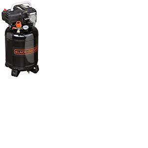Black&Decker NKCV304BND311 Compresseur portatif, 1100 W, 230 V, Noir