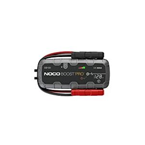 NOCO Boost Pro GB150, 12V 4000A Booster Batterie Voiture, UltraSafe Lithium Jump Starter, et Pack de Démarrage Voiture pour Les Moteurs Essence et Diesel Jusqu'à 10-Litres