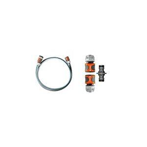 """Équipement de Branchement Classic 13 mm (1/2""""), 1,5 M de Gardena: Adaptateur de Tuyau & Nécessaires d'Arrosage de Gardena: Raccords pour Extension de Tuyau 13 mm (1/2"""") et 15 mm (5/8"""")"""