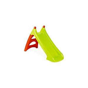 Smoby - 310270 - Jeu D'Extérieur - Toboggan Enfant XS - Longueur 90 cm - Vert et Rouge