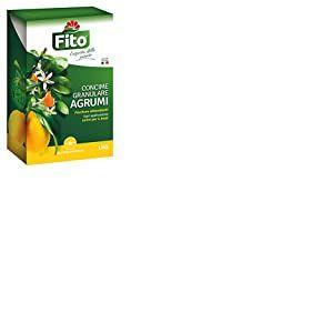Fito Engrais agrumes Granulés à libération lente, vert, 14 x 6 x 25 cm