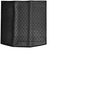 Coquille coffre-arrière Rubbasol (caoutchouc) compatible avec Seat Leon ST 5F 2013- (Sol en haut variable)