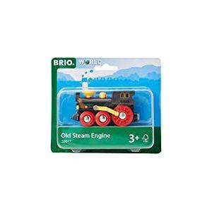 BRIO World  - 33617 - GRANDE LOCOMOTIVE A VAPEUR