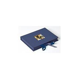Walther Fun FB-112-L Boîte photo jusqu'à 700 photos au format 13 x 18 cm Couleur : Bleu