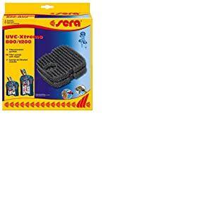 SERA 32201 Éponge filtrante cannelée Compatible avec Les filtres extérieurs IA Xtreme 800 & 1200