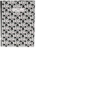 Erik® - Chemise cartonnée à élastique 3 rabats Disney Mickey - Rigide - 24 x 34 cm