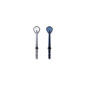 Waterpik - 4226712 - Recharge 2 Embouts Gratte - Langue pour WP 100 / WP 450 / WP 300