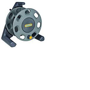 Hozelock 2410R0000 Dévidoir de tuyau portable 30 m sans tuyau