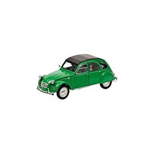 Minichamps - 400111501 - Véhicule Miniature - Modèle À L'échelle - Citroën 2 Cv - 1980 - Echelle 1/43