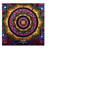 Granica Mandala–Calendrier mural 2018