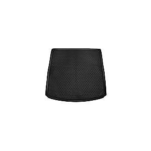 Tapis de Coffre Bac de Protection Antiderapant en Caoutchouc sur Mesure Seat Leon 5F St 2013-2020 Break SW Plus Haut