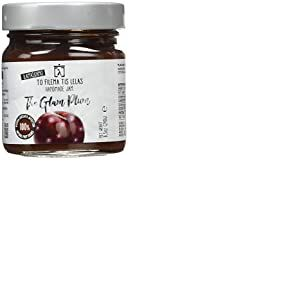 To Filema Tis Lelas Confiture de Prunes sans Sucre Ajouté Lot de 2 X 240 g