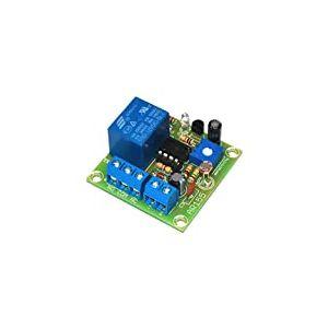 ArliKits AR155 Interrupteur crépusculaire Automatique avec capteur crépusculaire réglable