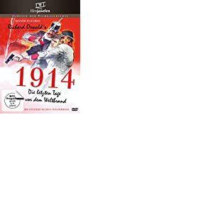 1914,Die Letzten Tage Vor dem [Import]