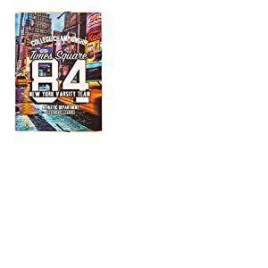 Erik® - Chemise cartonnée à élastique 3 rabats New York Colour - Rigide - 24 x 34 cm