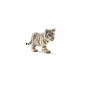 Schleich - 14732 - Figurine Animal - Bébé Tigre Blanc