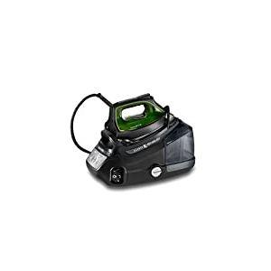 Rowenta Silence Steam Pro Fer à Repasser à Vapeur, 2800W, 1,3l, noir et gris