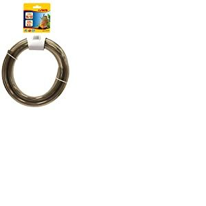 SERA 45063Tuyau pour acquarium16/22, 2,5m, Gris
