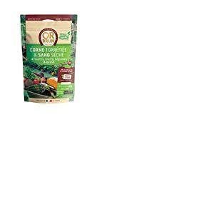 Or brun Corne et Sang UAB, Sachet de 650g Engrais, Non Applicable