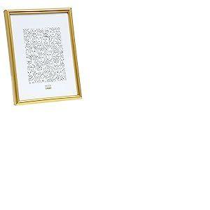 Deknudt Frames S011A4 Cadre Photo Résine Doré 15 x 20 cm